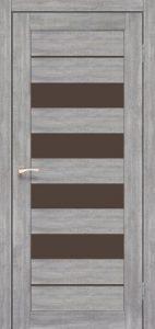 Межкомнатная дверь «PIANO DELUXE» PND-03 тм KORFAD