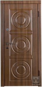 Входная дверь «Стандарт DQ-52» тм Форт Нокс