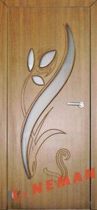 Межкомнатная дверь «Тюльпан» тм Неман