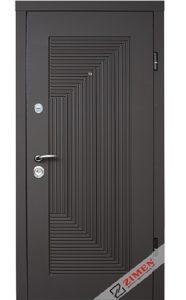 Входная дверь  «Noise» (венге) Zimen™