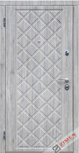 Входная дверь  «Z — 22» (дуб английский) Zimen™
