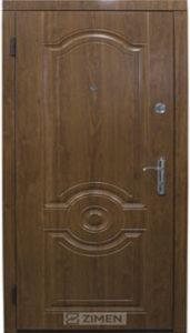 Входная дверь  «Лондон» (дуб золотой) Zimen™