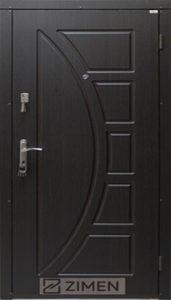Входная дверь  «Сфера» (венге) Zimen™