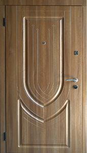Входная дверь  «Щит» (дуб золотой) Zimen™