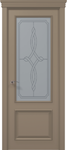 Межкомнатная дверь «ART DECO-02″тм Папа Карло