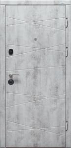 Входные двери модель Оптима DL-37