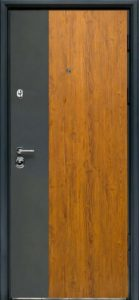 Входная, уличная дверь,МОДЕЛЬ «СТАТУС S-3»