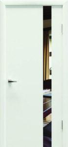 Крашеные двери «Колори» Art 02 зеркало
