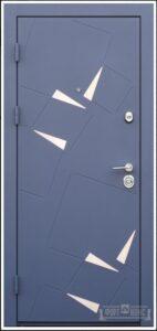 Входные двери «АЛЬКОР» уличная тм Форт Нокс