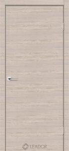 Межкомнатная щитовая дверь «Асти» Монблан тм LEADOR